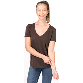 super.natural City T-Shirt Damen mole